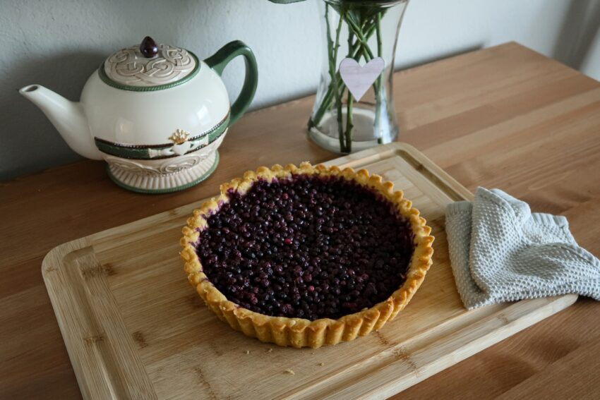 Blueberry Pie Attempt & Baking Thoughts!